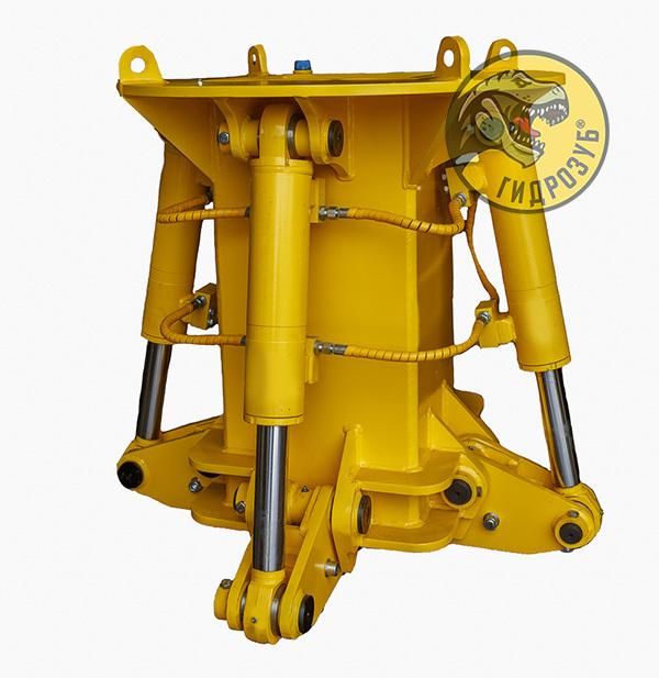ГЗВ-400 вид сбоку