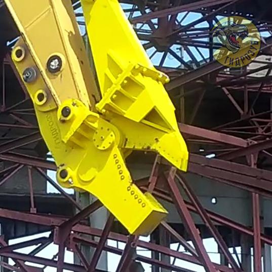 механические ножницы Гидрозуб по металлу