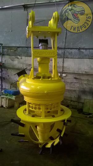 оборудование для отсасывания грунта