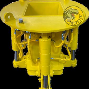 Оборудование для срезки свай квадратного сечения серии ГЗВ